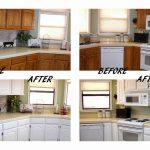 Magnificent Kitchen Remodel Before And After Pictures Of Small Basement