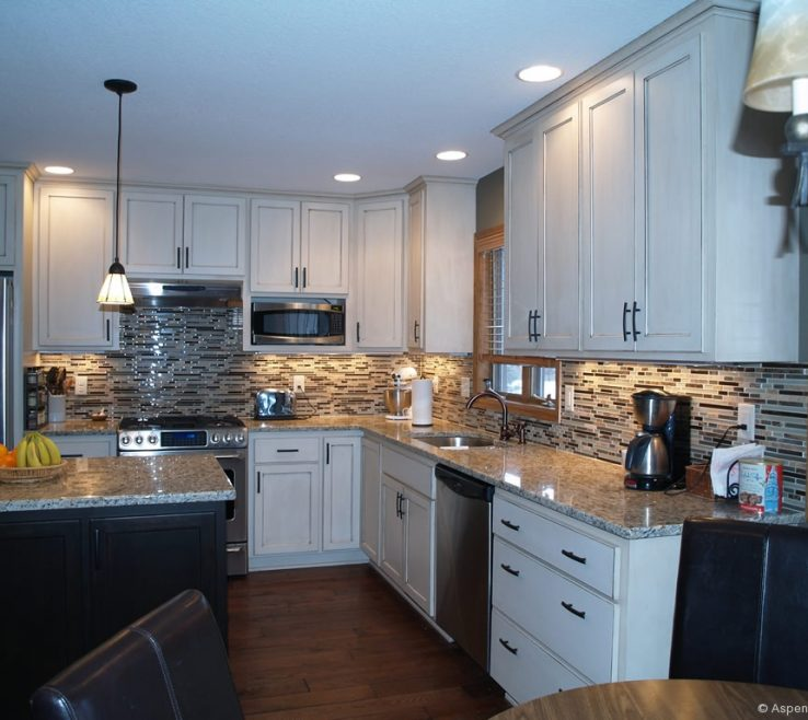 Magnificent Kitchen Remodels With White S Of Amazing