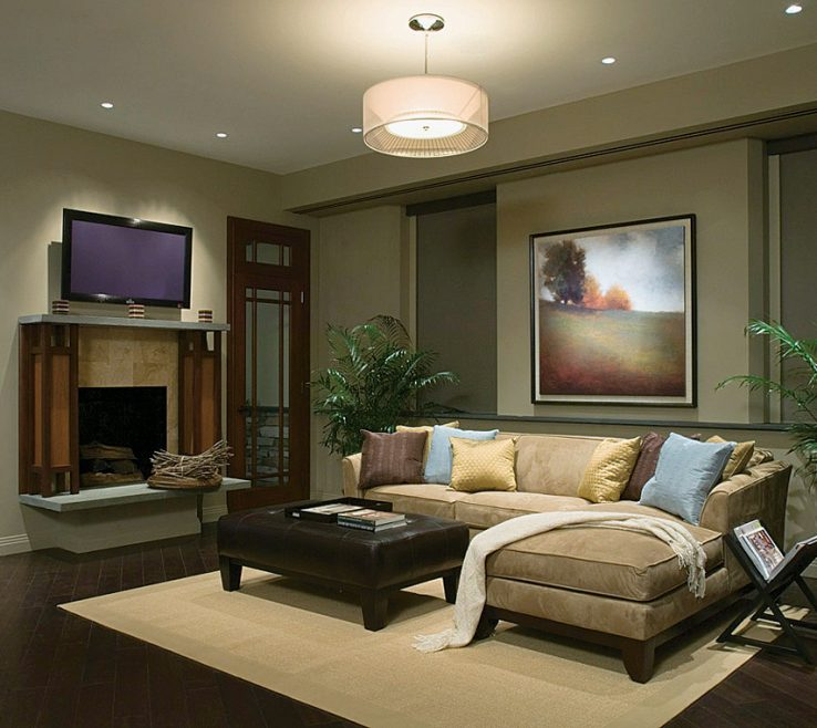 Magnificent Living Room Ceiling Lighting Ideas Of Design For Small Best For Small