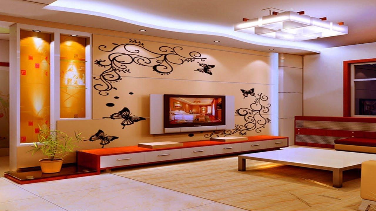 Living Room Tv Wall - ACNN DECOR