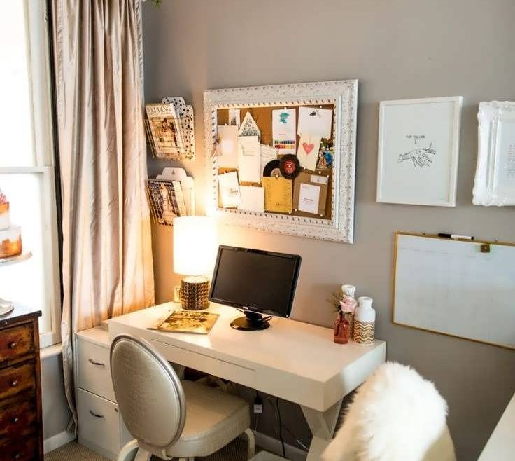 Magnificent Small Bedroom Office Ideas Of How To Make An Space