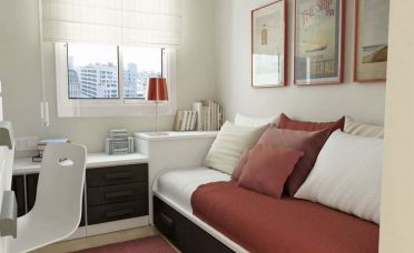 Magnificent Wall Posters For Bedroom Of Modern Small With Efficient Furniture Including Trundle