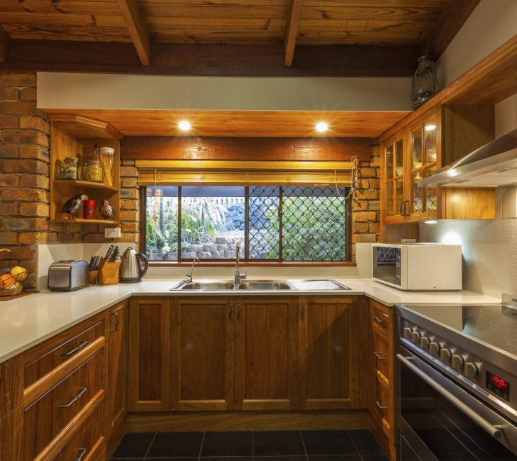 Magnificent What Is A Galley Kitchen