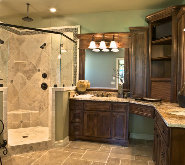 Master Bathroom Showers Of Shower Ideas
