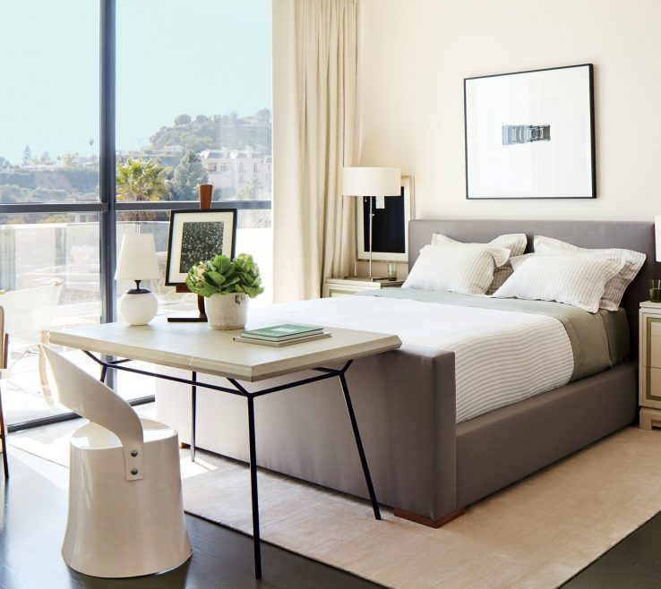 Mesmerizing Architectural Digest Bedrooms Of 18 Contemporary With Sleek And Serene Style