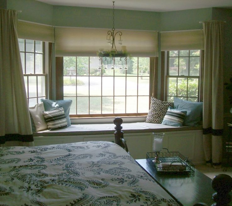 Mesmerizing Bay Window Bedroom Of The Cool Ideas Tips