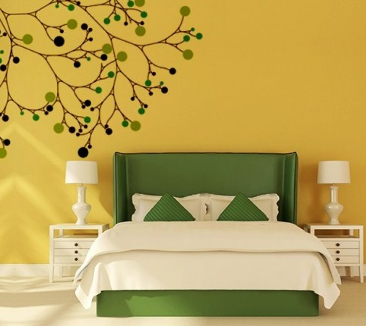 Mesmerizing Bedroom Paint Design Of Wall Painting Designs For Designs For Walls