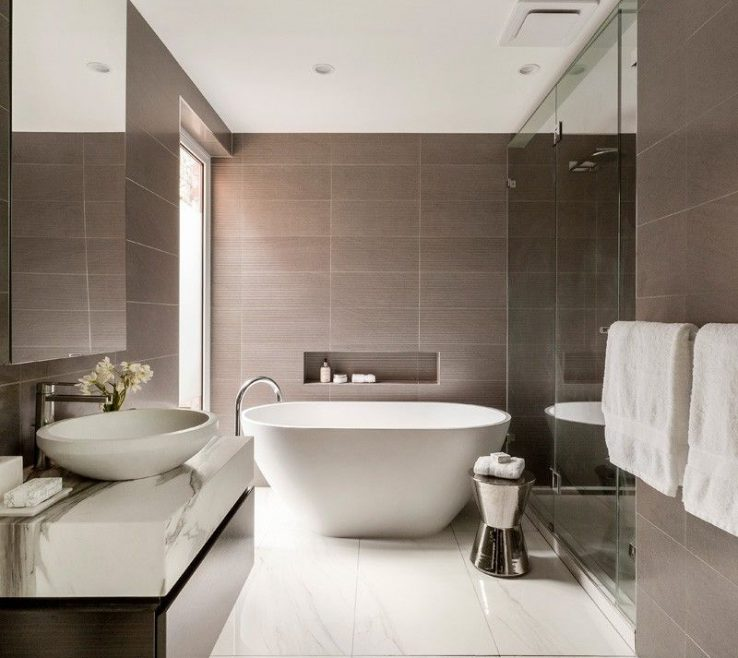Mesmerizing Best Bathroom Designs Of A Contemporary Addition For A Heritage Home