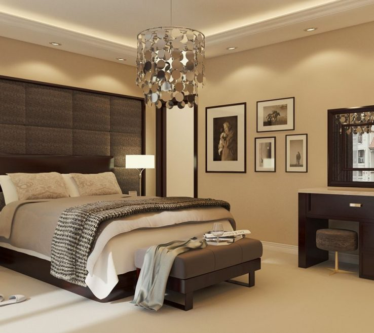 Mesmerizing Contemporary Master Bedroom Of With Walk In Closet On Behance
