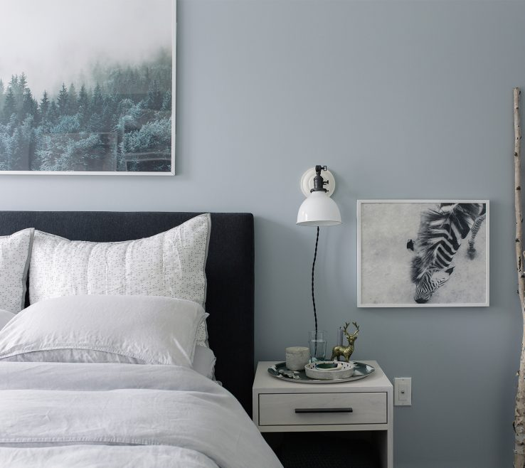 Mesmerizing Gray Bedroom Decor Of Inspiration