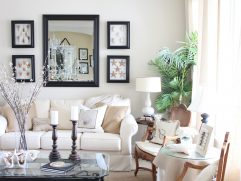 How To Decorate A Corner In A Living Room