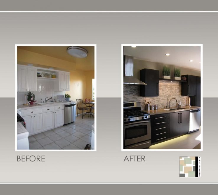Mesmerizing Kitchen Remodel Before And After Pictures Of Asd Design Tpmig5b6