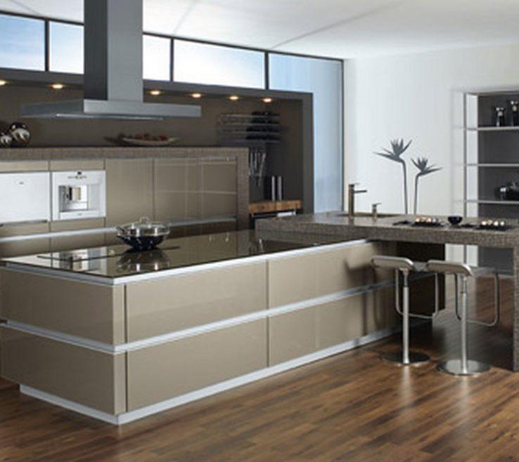 Modern Style Kitchen Of Luxury S Home Design Interior