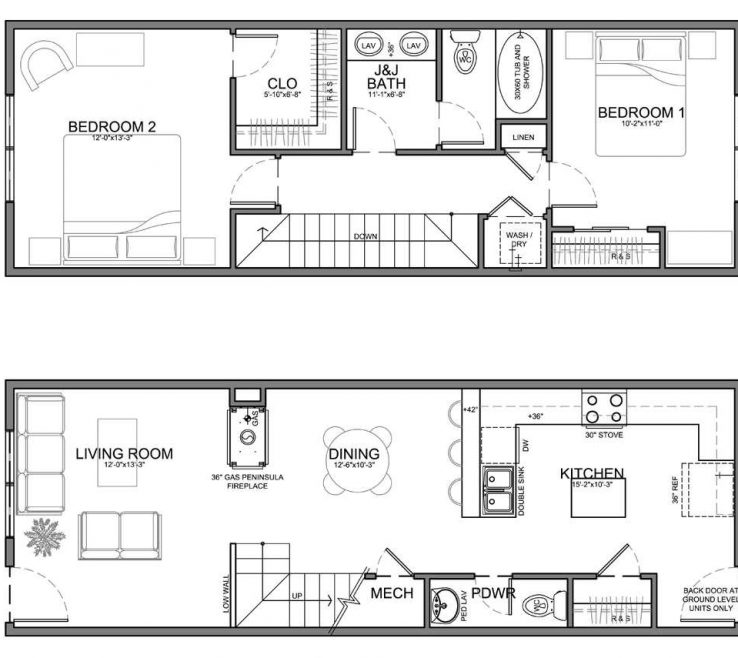 Narrow Living Room Layout Of 7 Fantastic Floor Plan