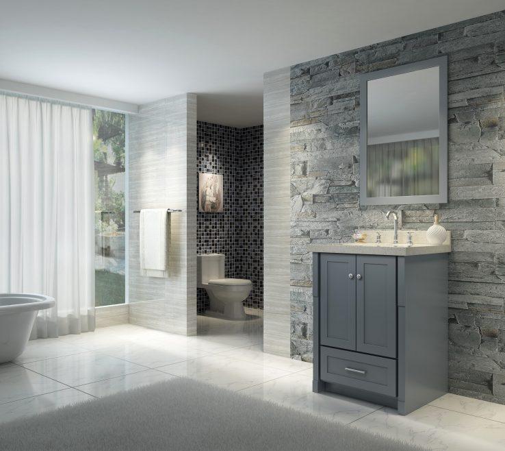 New Bathroom Designs Of Grey Bathrooms Interesting Luxury Vanity Gray Design