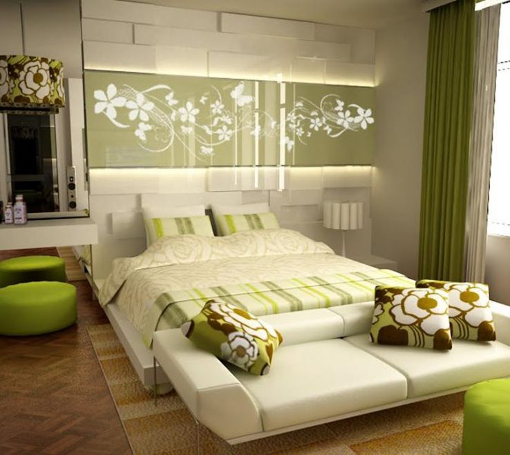 PicturesqueBedroom Of Best Design Andamp Layout For Small