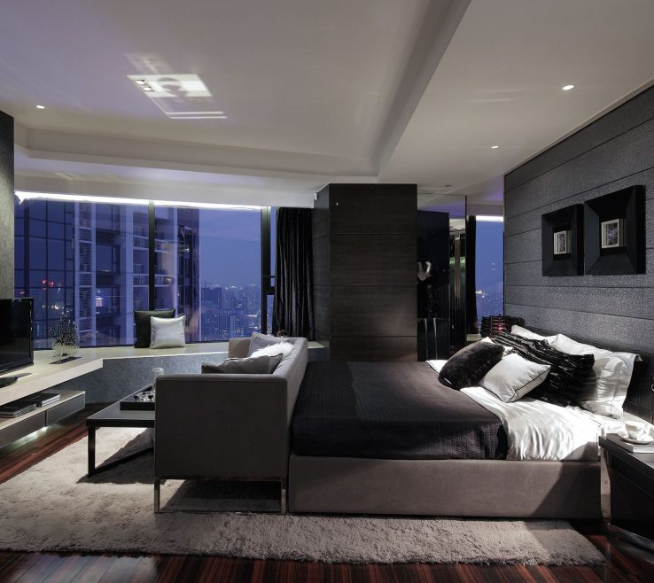 Picturesque Contemporary Bedroom Ideas Of 5 Men