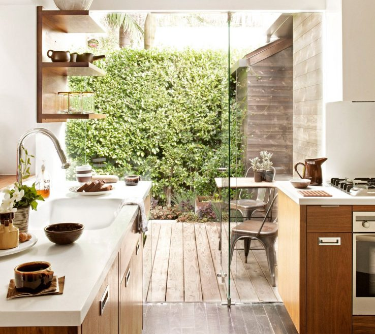 Picturesque Kitchen Ideas For Small Spaces
