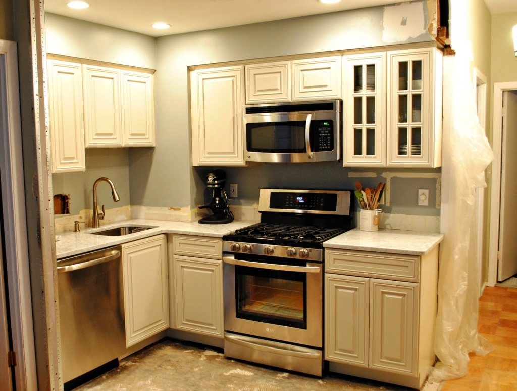 Picturesque Kitchen S For Small Kitchen Of Chic Ideas Best ...