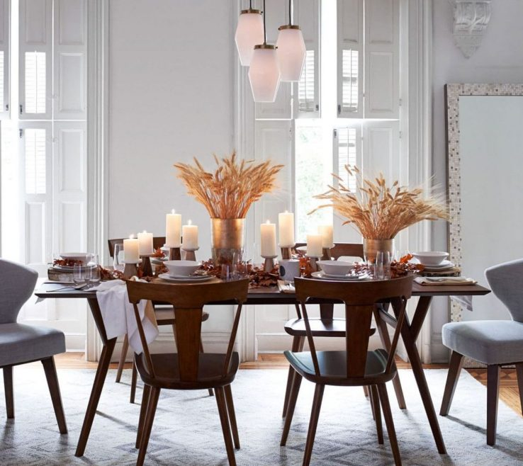 Picturesque Mid Century Dining Room Of The Modern Chairs Your Home Must Have
