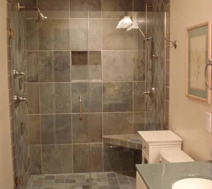 Picturesque Small Bathroom Makeover Ideas Of Remodeling Inspiration Remodel Bathroom, Shower Remodel, Remodeling,