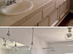 Bathroom Makeovers Before And After