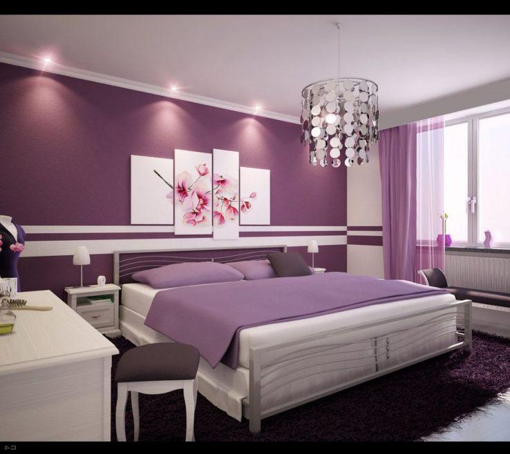 Remarkable Best Bedroom Of Purple Ideas Ideas With Purple