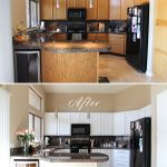 Remarkable Kitchen Remodel Before And After Pictures Of Remodels Fresh Under k Inexpensive Makeovers Renovations