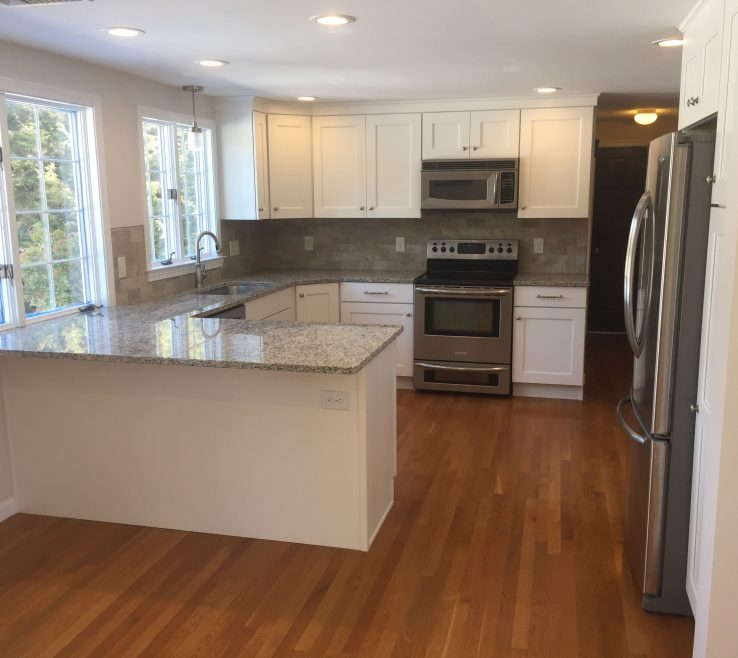 Remarkable Kitchen Renovation Before And After Of K&m Building Remodeling Kitchens