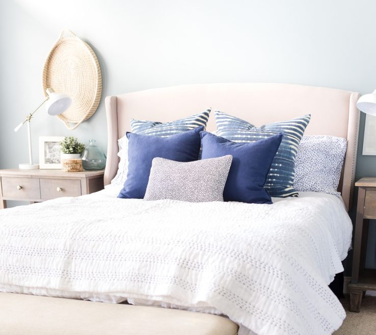 Remarkable Master Bedroom Paint Of Color Is Benjamin Moore Cloudy Sky