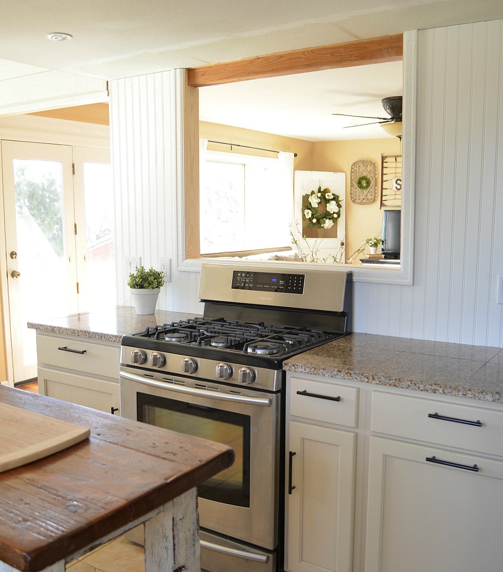 Remarkable Opening A Load Bearing Wall Between Kitchen And