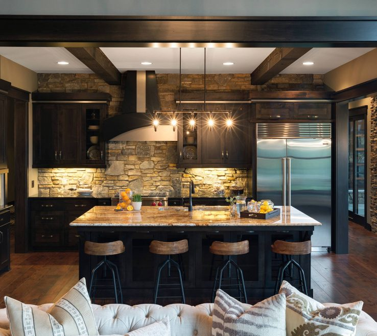 Remarkable Rustic Kitchen Designs