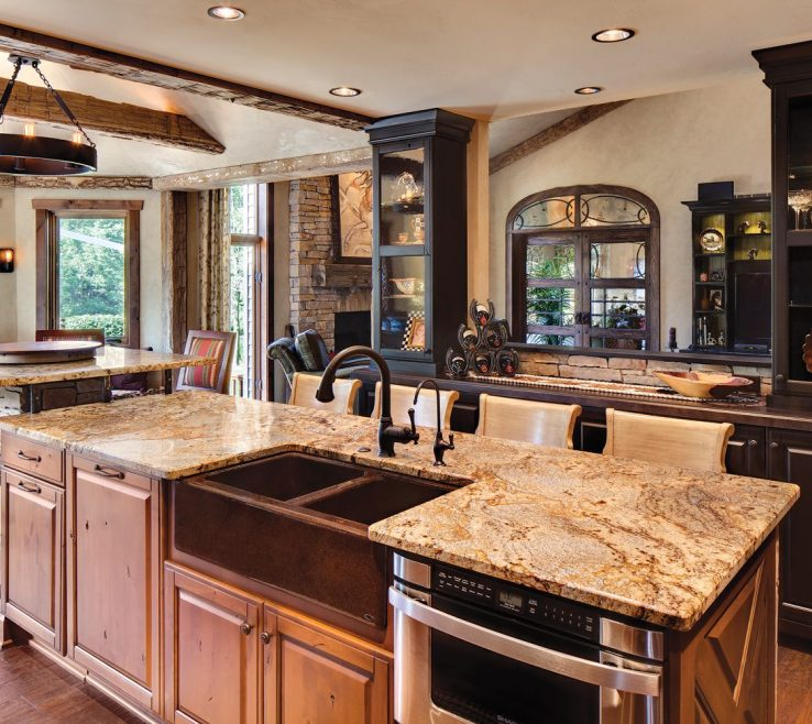 Rustic Kitchen Designs Of Best Stuffy Wooden For Breathtaking Ideas