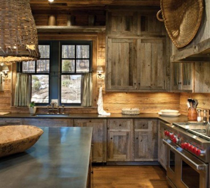 Rustic Kitchen Designs Of Delightful Design Of Ideas Featuring S M