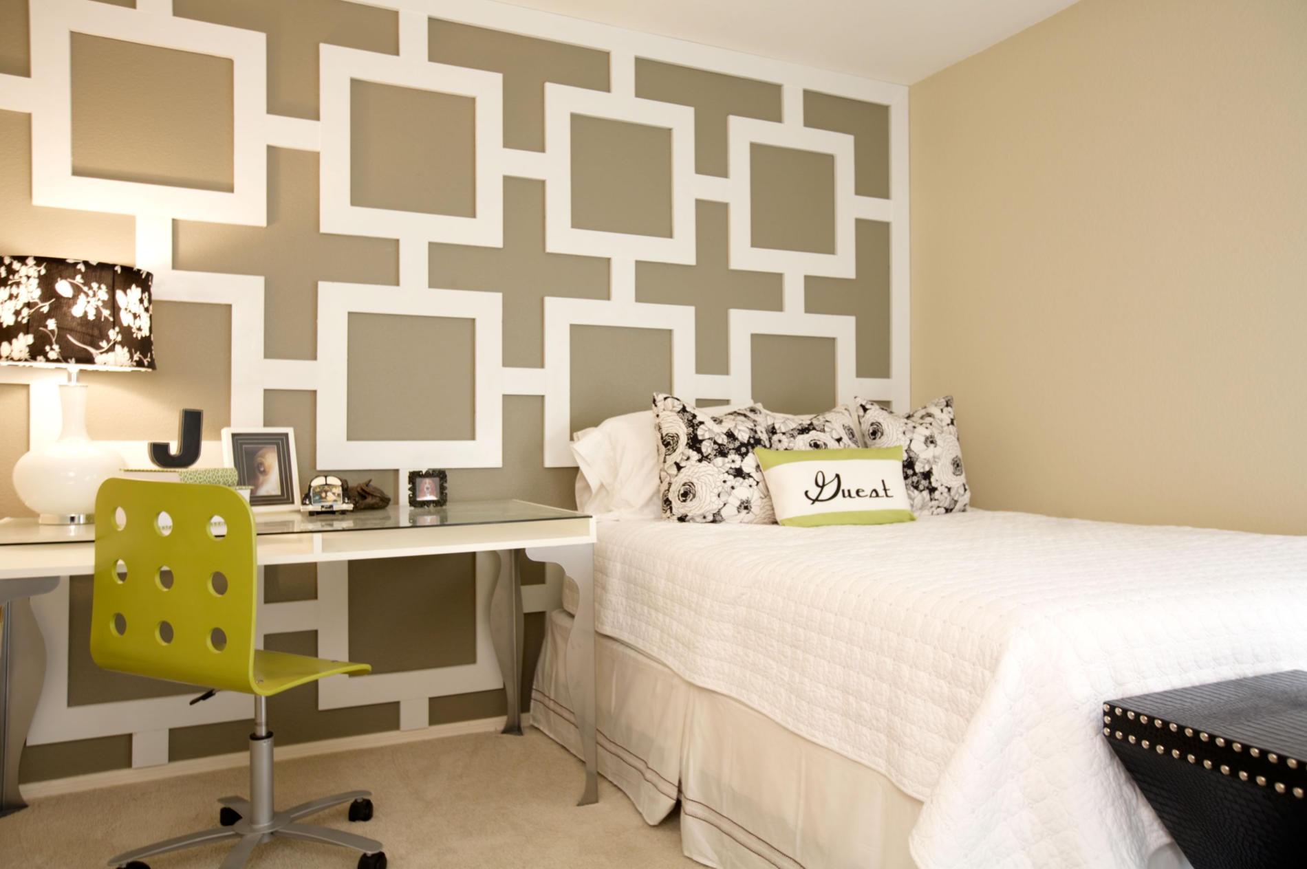 Small Bedroom Office Ideas Acnn Decor