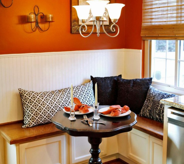 Small Eat In Kitchen Table Of 20 Tips For Turning Your Custom