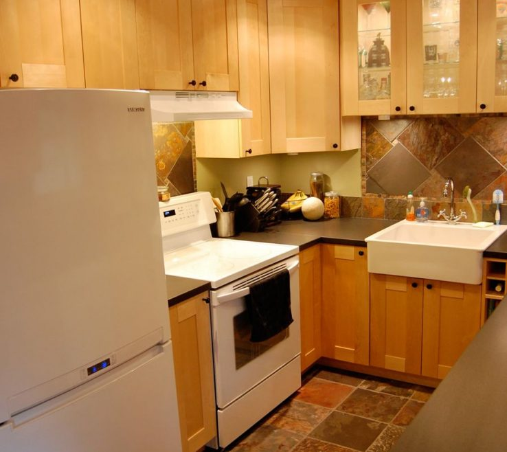 Small Galley Kitchen Of Designs My Home Improvement