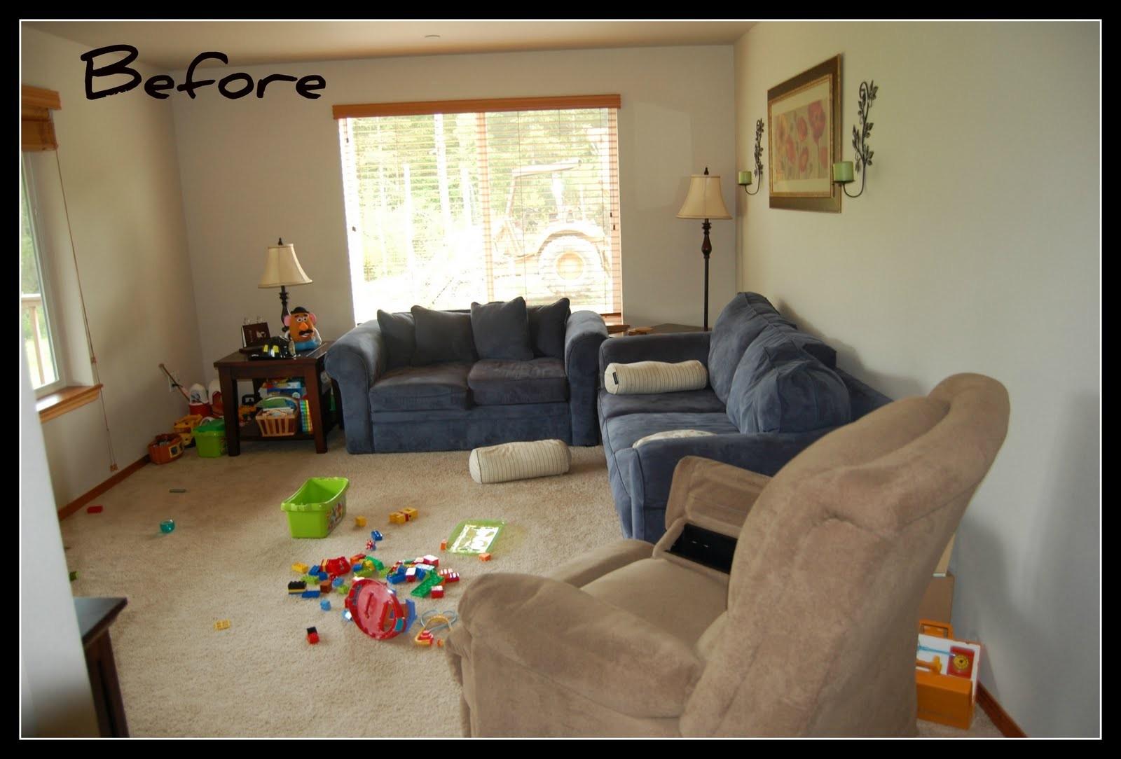 Small Living Room Furniture Arrangement - ACNN DECOR