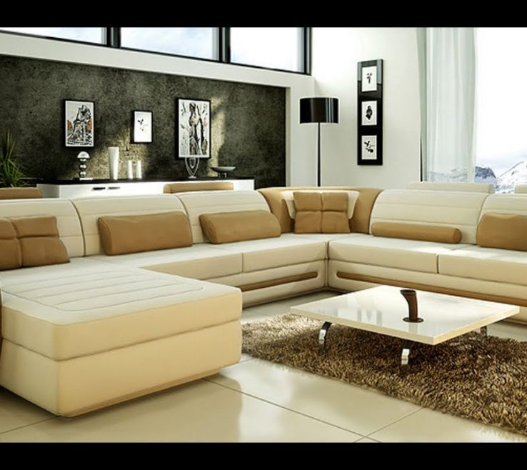 Sofa Set Designs For Small Living Room Of 2018 I Modern Interior Design