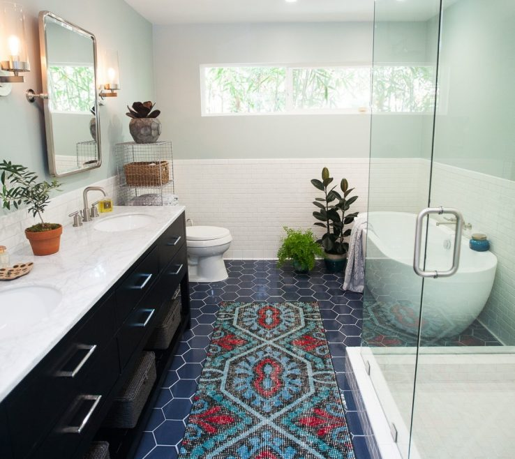 Sophisticated Bathroom Renovation Pictures Of Bathroom Remodel Modern 0815 1