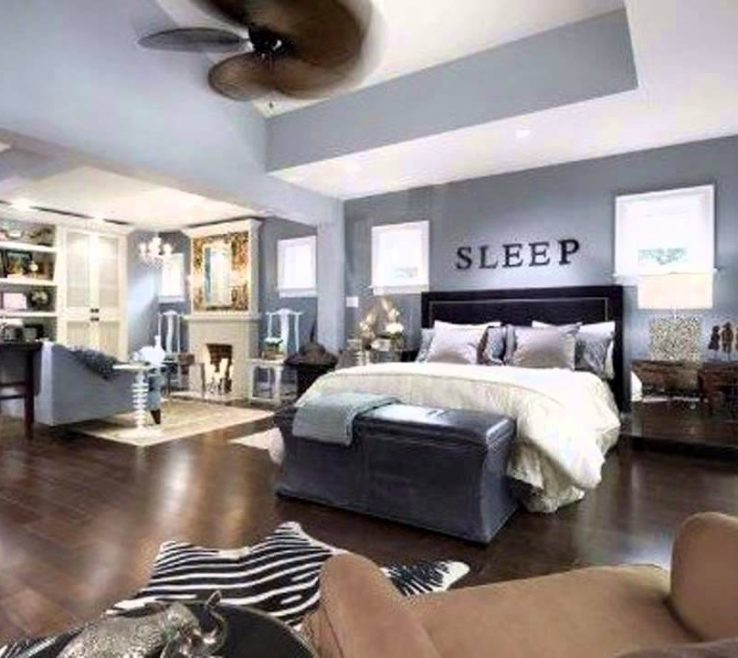 Sophisticated Grey Master Bedroom Of Youtube Premium