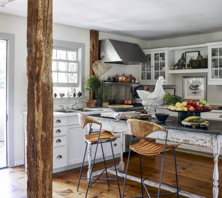 Sophisticated Rustic Kitchen Pictures