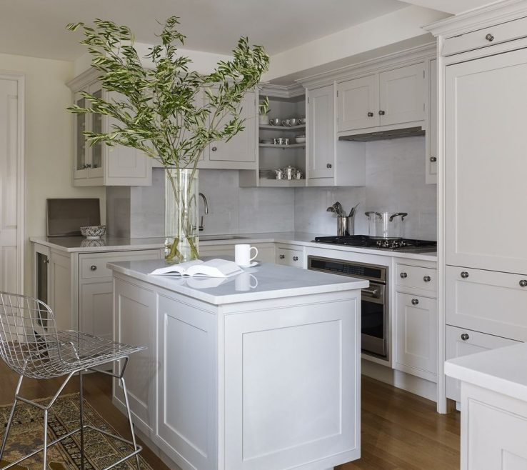 Sophisticated Small Apartment Kitchen Ideas