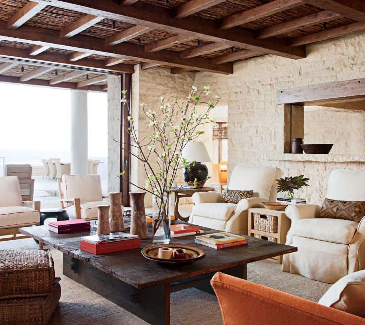Superbealing Architectural Digest Living Room Of 4 Exquisitely Decorated Spaces By Interior Design