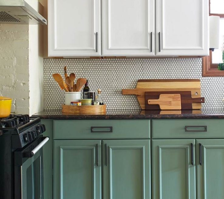 Superbealing Images Of Painted Kitchen S Of Chalk Paint Makeover Qyqkomn