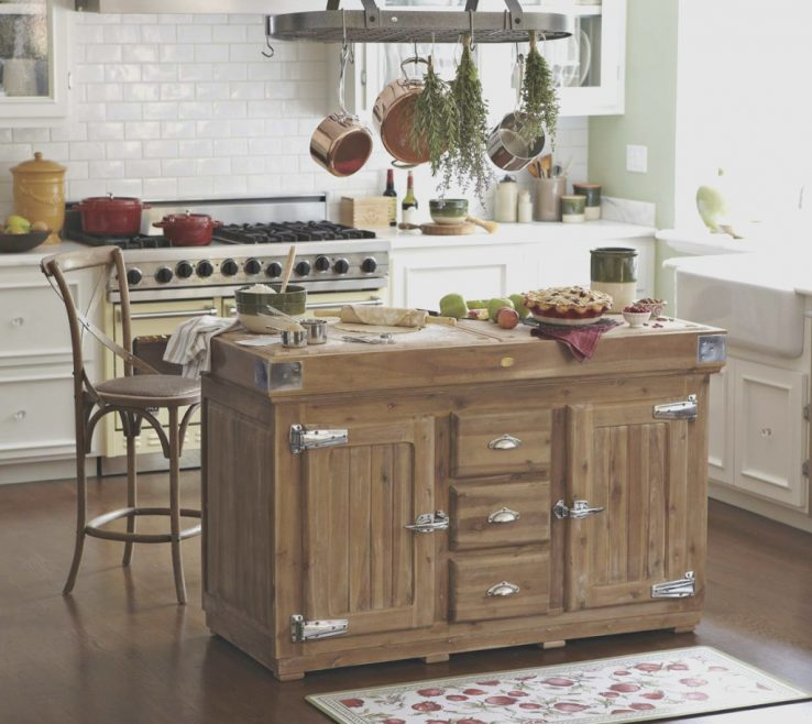 Superbealing Small Rustic Kitchen Of Island Gaining Your Eccentric .