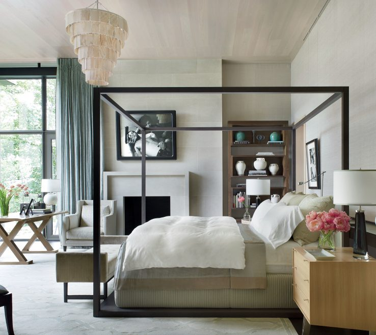 Terrific Bedroom Fireplace Ideas Of And Designs Photos | Architectural Digest