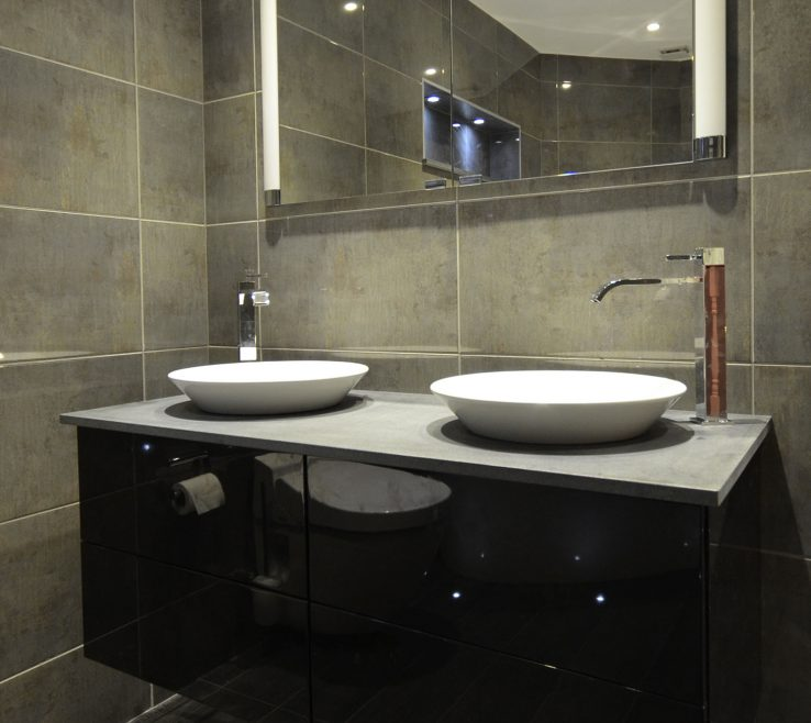 Terrific His And Hers Bathroom Sinks Of Ideas Andamp Basins