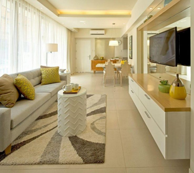 Terrific Narrow Living Room Ideas Of Image Of Decorating Dining