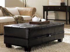 Ottoman Ideas For Living Room